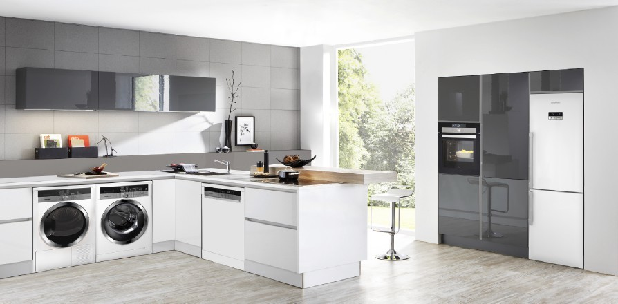Blomberg kitchen retouch.